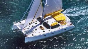 Auf Katamaran ab Korfu mitsegeln oder komplett selbst chartern.